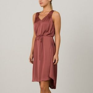 Margaret O'Leary Pink Indian Summer Dress - Size S
